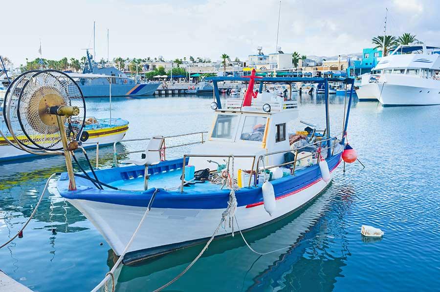 Latchi Harbour | Cyprus Villas UK