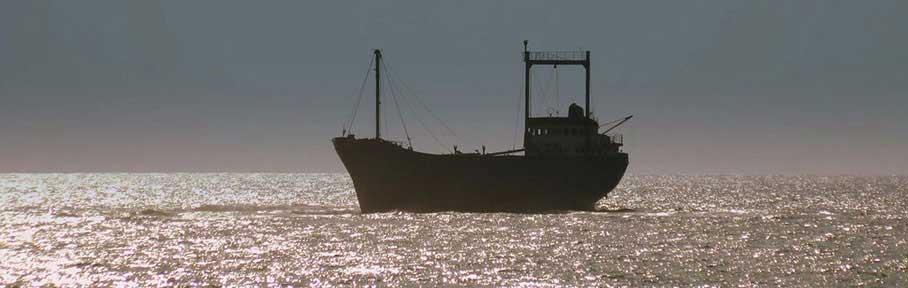 The Shipwreck at Kissonerga, Cyprus
